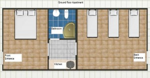 Ground-floor-Apartment