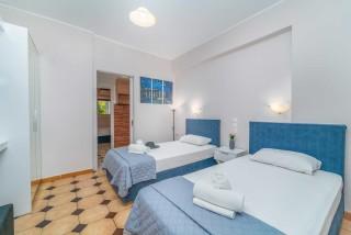 apartment for 4 villa flisvos bedroom