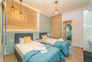 apartment for 4 villa flisvos cozy beds