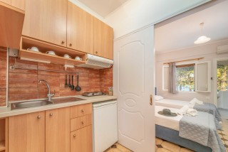 apartment for 4 villa flisvos cozy interior