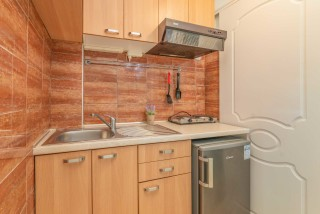 apartment for 4 villa flisvos cozy kitchen