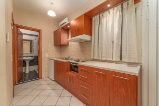 apartment for 4 villa flisvos equipped kitchen