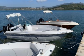 facilities villa flisvos boats in lefkada