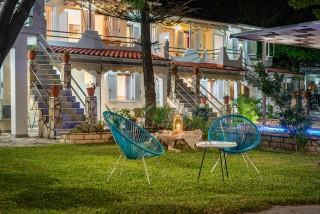 lefkada apartments villa flisvos