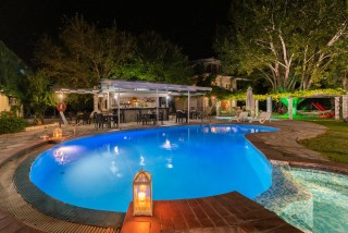 villa flisvos apartments in lefkada